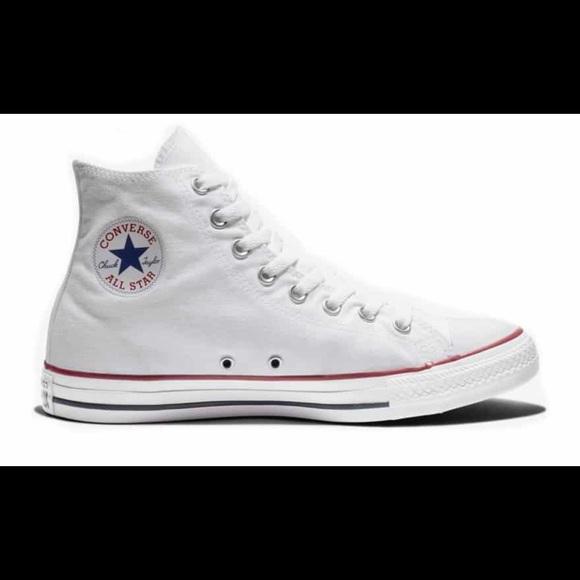 Converse Chuck Taylor All Star White High Top